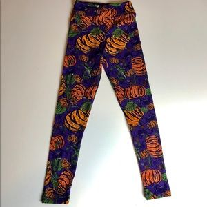 LuLaRoe Tween Leggings HALLOWEEN